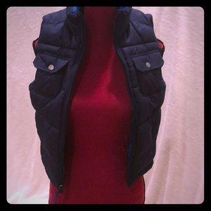 Like new GAP boys puffer vest